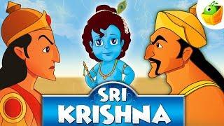 Video Sri Krishna | Full Movie (HD) | Animated Movie | English Stories for Kids download MP3, 3GP, MP4, WEBM, AVI, FLV Juli 2018