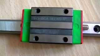 Рельсы Hiwin. Маленький обзор. Hiwin rails. Small review.(Небольшой обзор рельс линейного перемещения ( Hiwin )Some small review of linear rails ( HIWIN brand )., 2015-04-30T10:32:38.000Z)