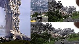 Tremenda erupción del volcan de fuego GUATEMALA thumbnail