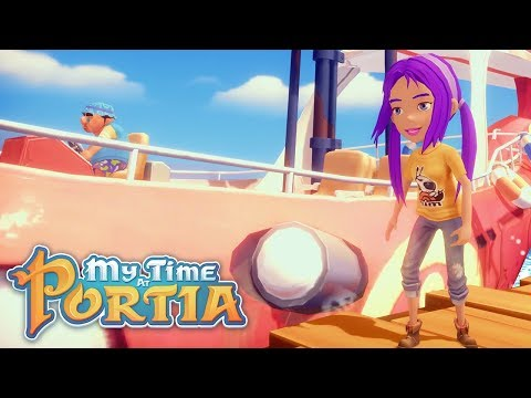 Back to the Start! - My Time at Portia (Full Release) – Part 1
