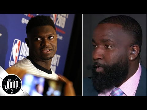 Abolish the NBA draft? Kendrick Perkins says no way | The Jump