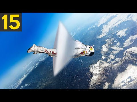 15 AWESOME SONIC BOOMS