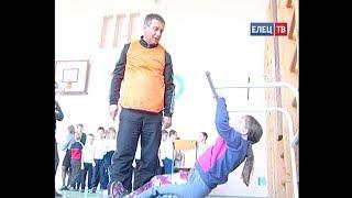 В рамках Единой недели ГТО ученики гимназии №11 сдавали нормативы комплекса