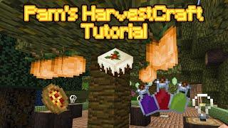 Pam's HarvestCraft Tutorial