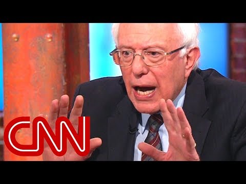 Sen. Bernie Sanders Not all migrants have a credible claim