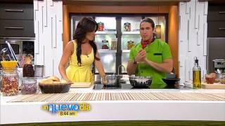Frijoles BBQ | Un Nuevo Día | Telemundo