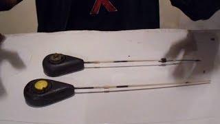 Удочки для зимней рыбалки своими руками. Краткий обзор самодельной снасти. Рыбалка в Устюге 🌏