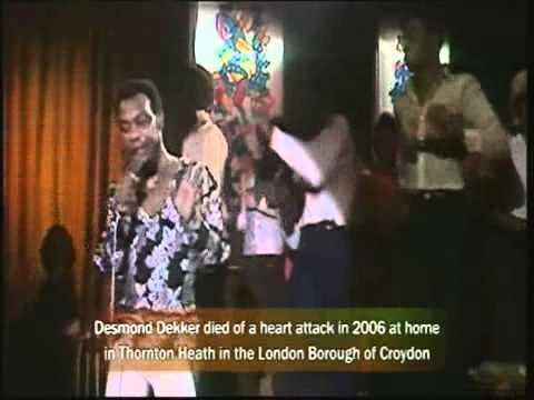 Desmond Decker   Isrealites BBC Archives