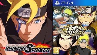 нОВЫЙ ОБЗОР Naruto Shippuden Ultimate Ninja Storm Revolution