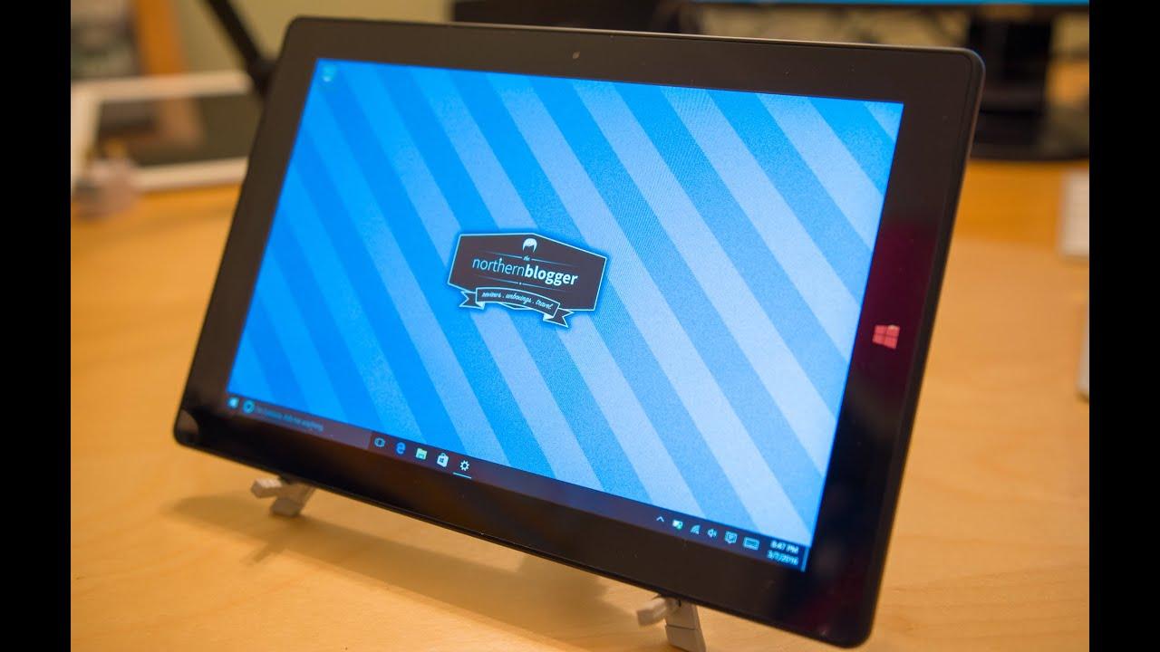 Chuwi Hi10 Windows 10 Tablet from Banggood com - UK Unboxing & Review