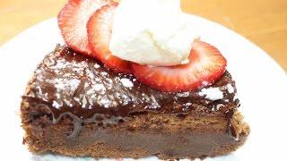 Easy Chocolate Pudding Cake Recipe!!