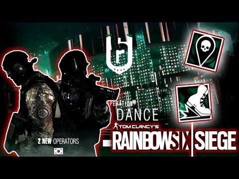 NUEVO MAPA Y AGENTES SUR-COREANOS  de Rainbow Six Siege - FILTRACIÓN