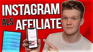 So Verdienst Du Deine 1.Affiliate Provision mit Instagram 🔓| Affiliate Marketing