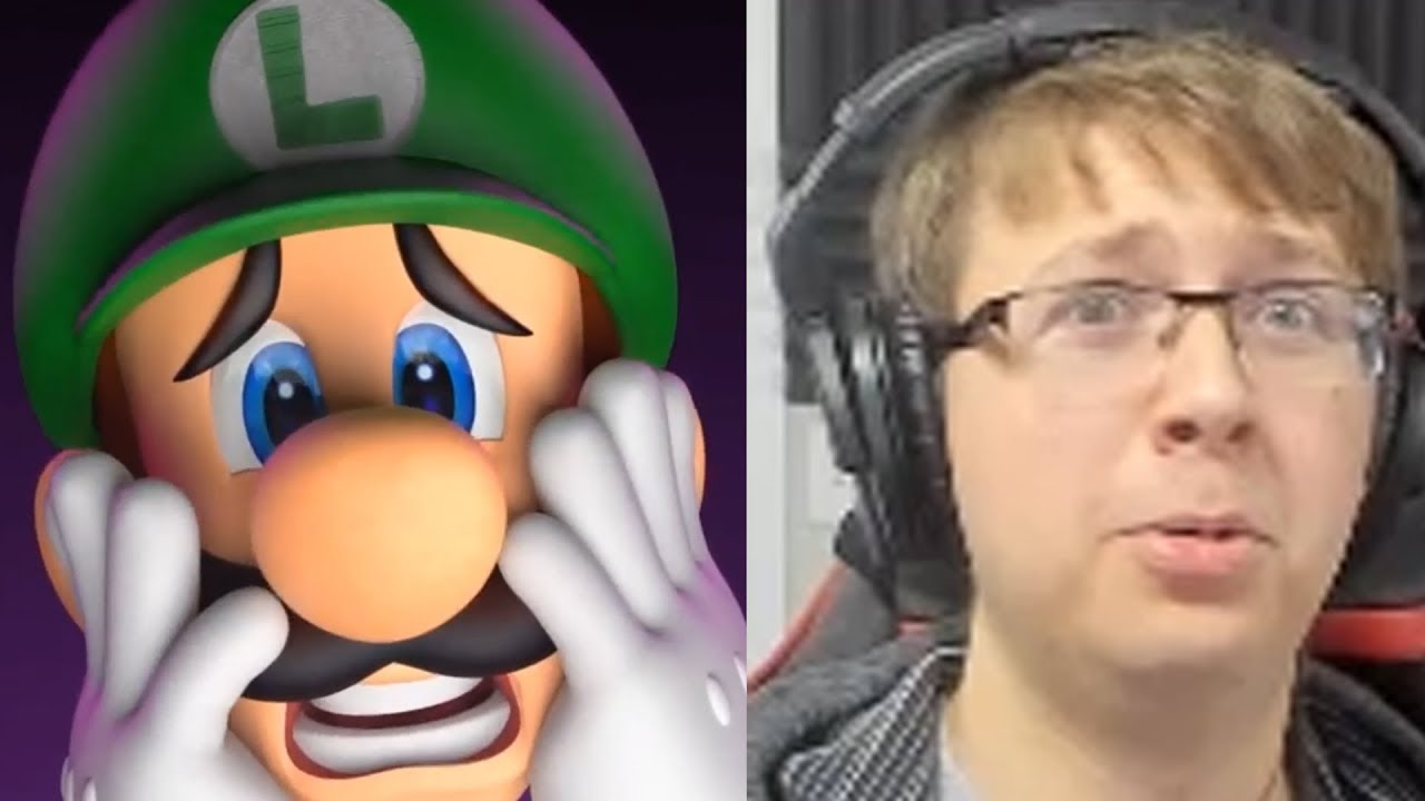 REACTING TO LUIGI'S MANSION 3, ISABELLE IN SMASH BROS ULTIMATE