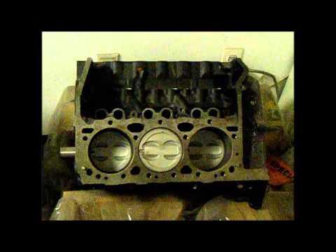 Cummins Diesel Engines >> GM 4.3L V6 ENGINE - YouTube