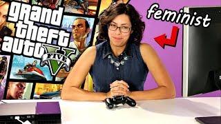 Feminist Play Grand Theft Auto V | Buzzfeed Fail