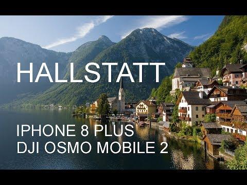 Hallstatt Austria iphone travel vlog 4K