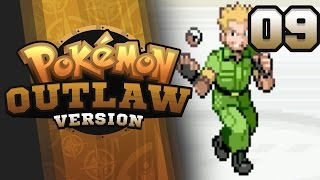 WAR CRIMES??! - Pokemon Outlaw Version Nuzlocke Part 9 GBA ROM Hack