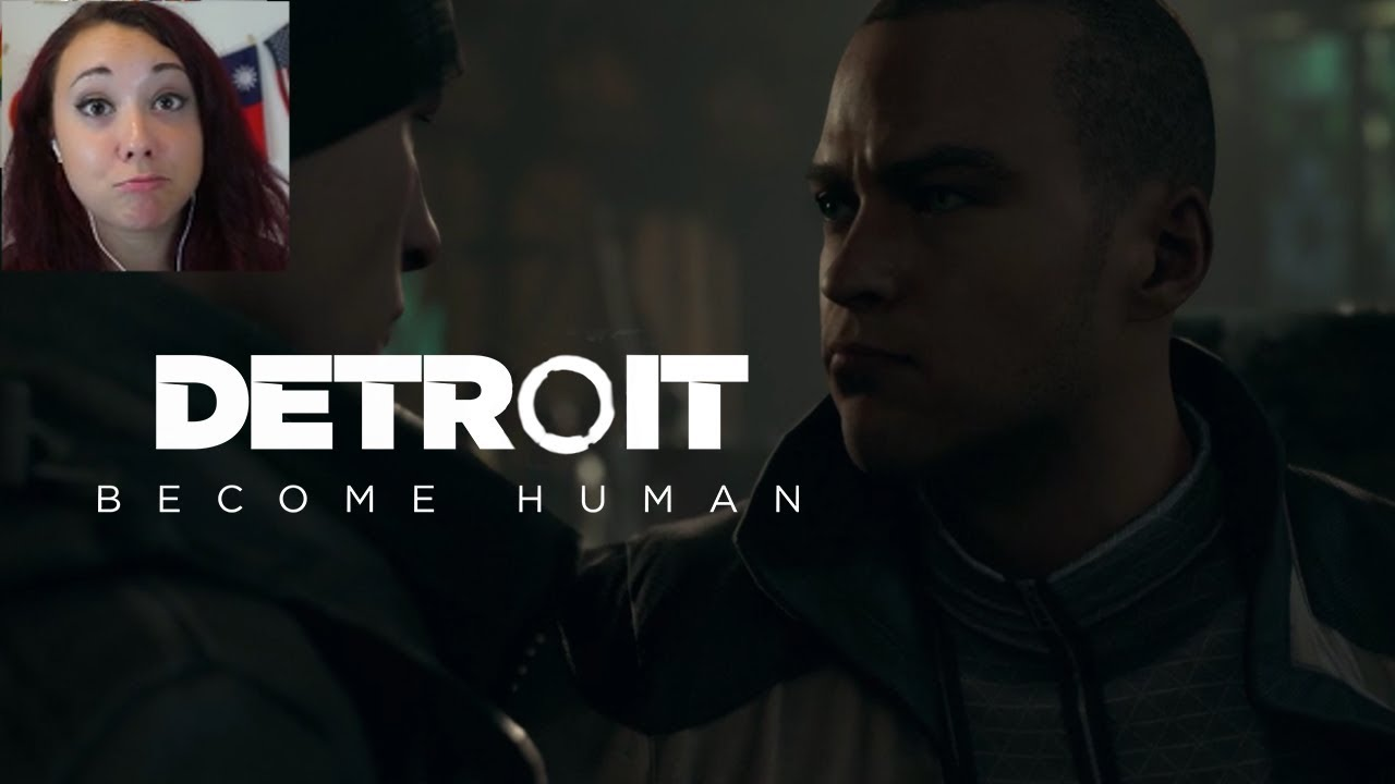 Youre My World Bro Detroit Become Human 26 Youtube