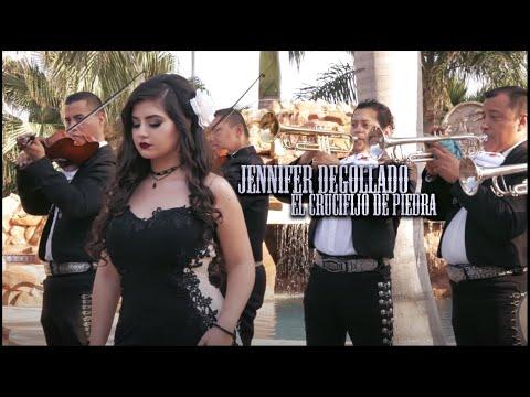 """Jennifer Degollado  """"El Crucifijo de Piedra"""""""