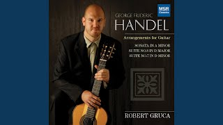 Sonata in A Minor, HWV 362: II. Allegro