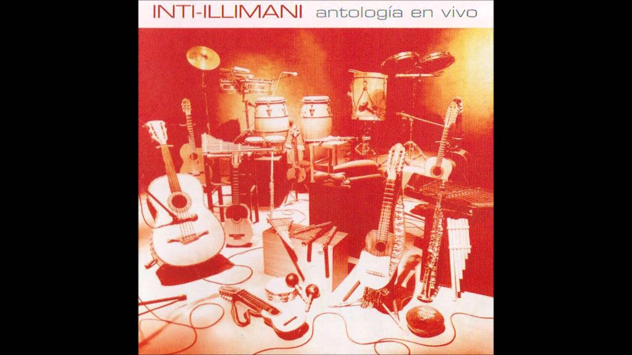 disco antologia en vivo de inti illimani