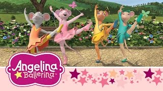 Get Up And Dance Song- -  Angelina Ballerina