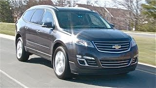2014 Chevrolet Traverse Performance Review