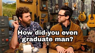 Rhett and Link Moments that made me spit out my milk