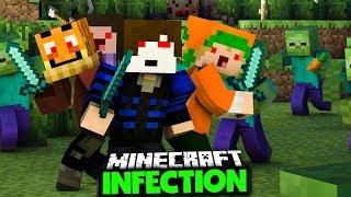 Der Freedom Squad wurde in eine Falle gelockt! ✪ Minecraft Infected