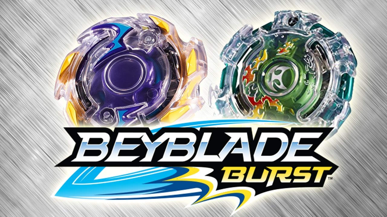 Burst Vs K2 Beyblade King
