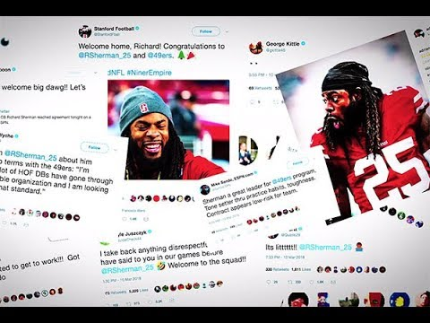 49ers Live Update: Richard Sherman Takes his Talents to SF