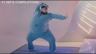 Пухляш из LittleBig танцует на протяжении 3 минут