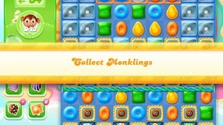 Candy Crush Jelly Saga Level 748 (3 star, No boosters)