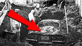 MOST MYSTERIOUS Things People Found In Their Backyard!