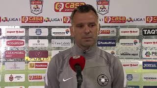 INTERVIU: Explicaţiile lui Toni Petrea după ruşinea FCSB-ului la Iaşi.