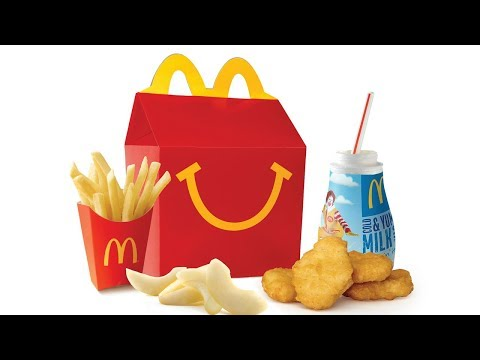 McDonald's Changes the Happy Meal - Again I Fortune