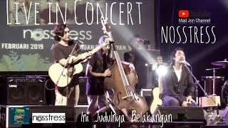 Gambar cover Nosstress Live in Concert - Ini Judulnya Belakangan