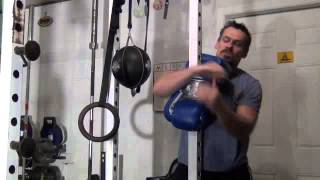 Mark Hatmaker demonstrates a solo drill to strengthen your Rear Nak...
