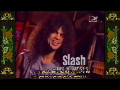 "Entrevista de Slash sobre o álbum ""The Spaghetti Incident?"" (1993) [LEGENDADO PT-BR]"