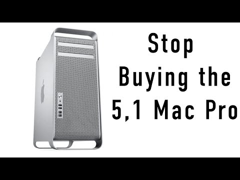 Why You Shouldn't Buy A Mac Pro 5,1 In 2019