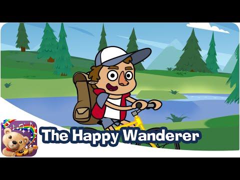 Happy Wanderer