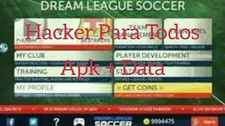 Dream League Soccer 2015 Mod Dinheiro Infinito