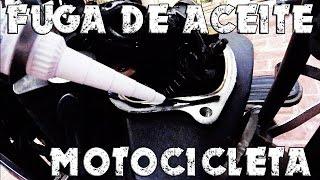 Video sellando fuga de aceite en motocicleta con silicon negro, fuga que no remite con la junta caso extre download MP3, 3GP, MP4, WEBM, AVI, FLV April 2018