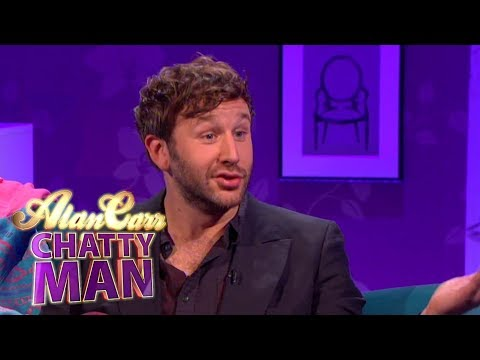 Chris O'Dowd  Full  on Alan Carr: Chatty Man