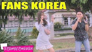 BELAJAR DANCE KOREA SAMBIL MODUS GOMBALIN CEWEK - BRAM DERMAWAN