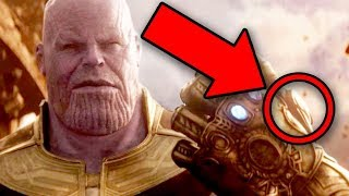 Avengers Infinity War - Where is the LAST Infinity Stone? (SOUL STONE Theory)