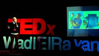 Stay different - كُــنْ مختلف | Amal Salah | TEDxWadiElrayan
