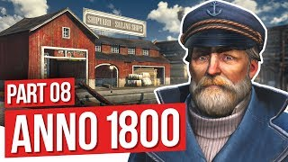 SUPPORTING THE WAR // Anno 1800 - Part 8
