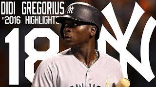 Didi Gregorius | New York Yankees | 2016 Highlights Mix ᴴᴰ